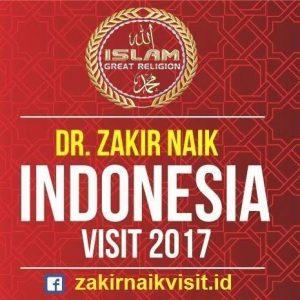 DR. ZAKIR NAIK INDONESIA VISIT 2017 @ Indonesia